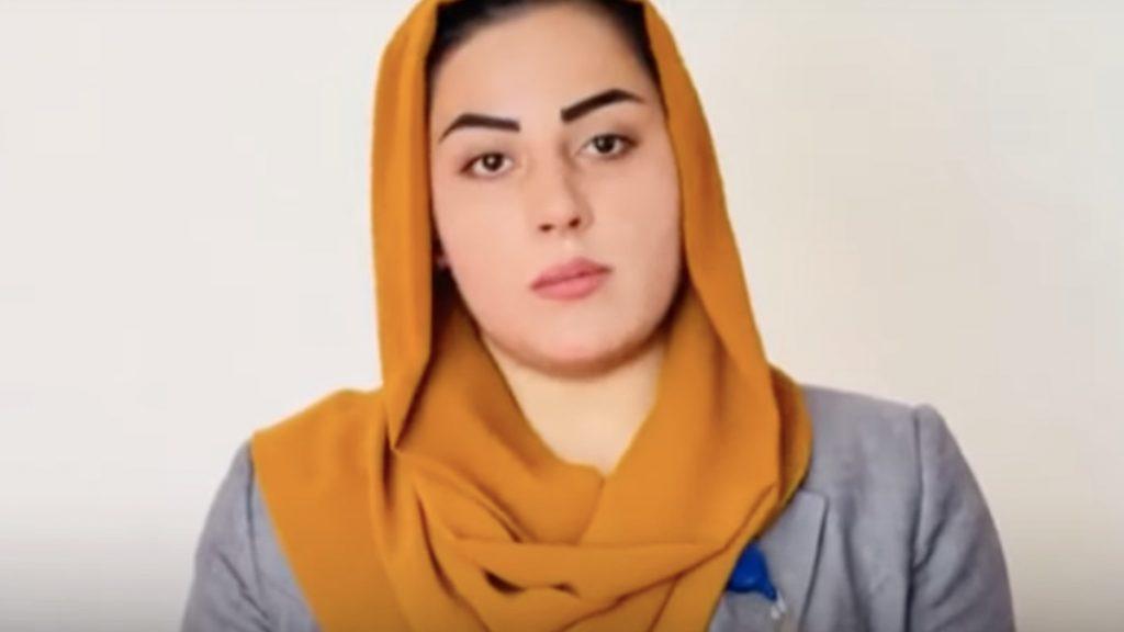 Afghaanse presentatrice vertelt hoe Taliban vrouwen hun baan ontnemen