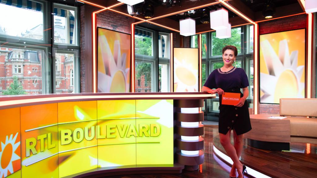 RTL Boulevard blijft uitzenden vanuit Mediapark