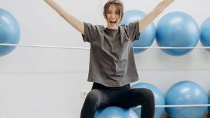 Thumbnail voor Ann Cuyvers over sportend een 'coregasm' krijgen: 'Elk hoogtepunt is een cadeau'
