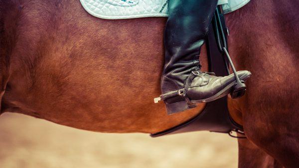 Silke verkocht haar paardrijlaarzen via Marktplaats: 'Hij wilde ze schoonlikken'