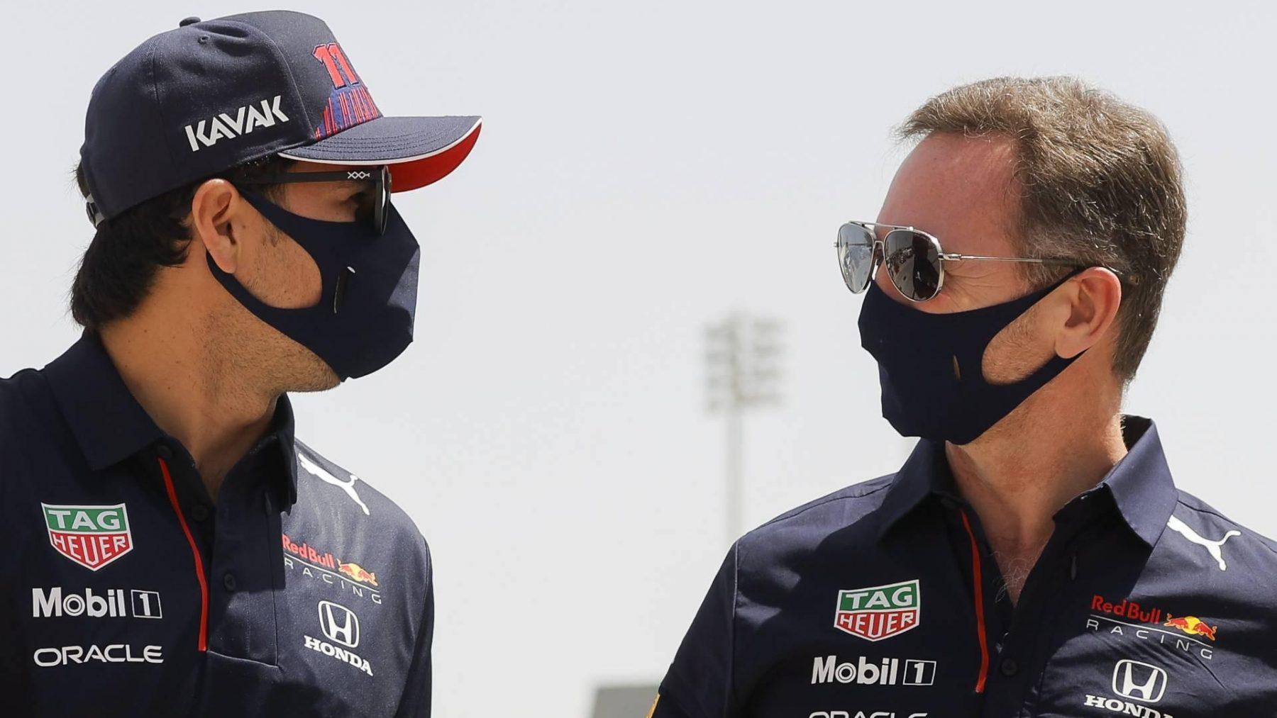 Gridstraf Teambaas Horner: geen straf Verstappen voor vermoede trainingsfout