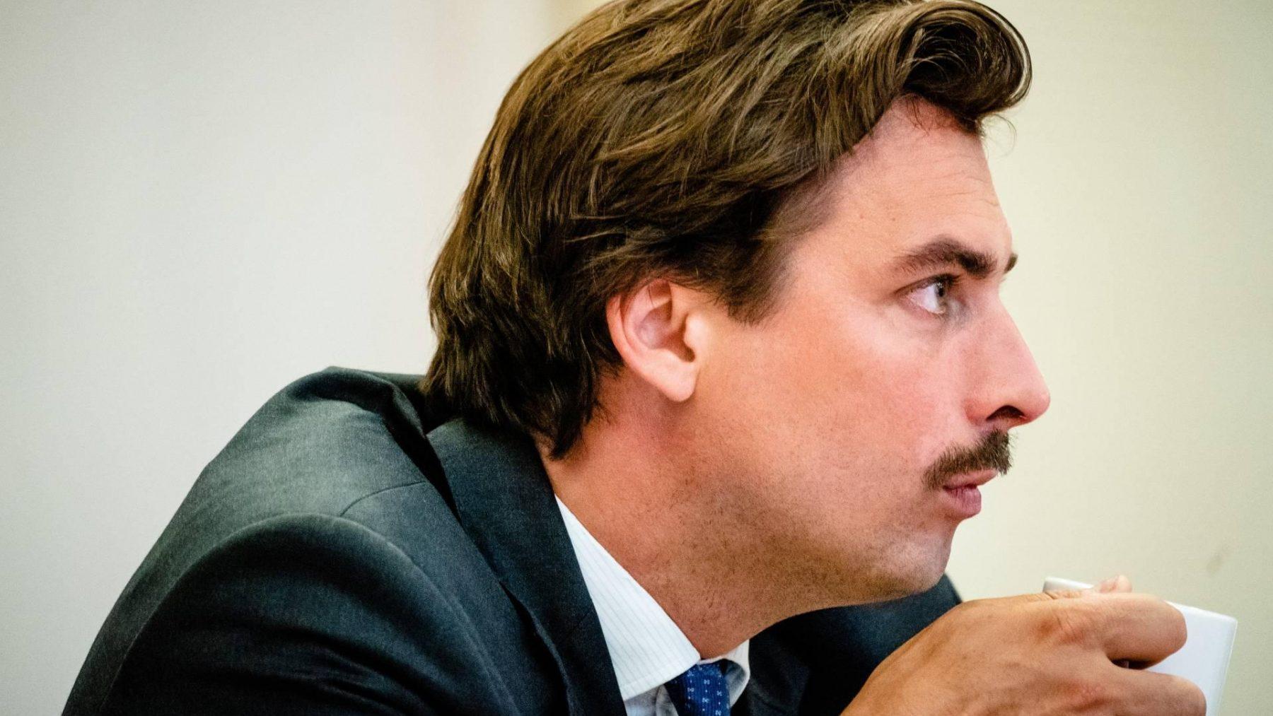 Thierry Baudet maakt NPO-journalist Joost Vulling uit