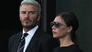 Thumbnail voor Victoria Beckham laat David van zijn beste kant zien: 'Graag gedaan'