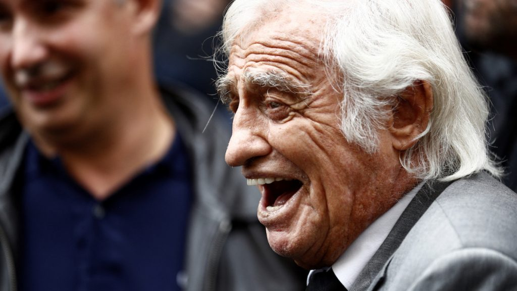 Frans acteur Jean-Paul Belmondo (88) overleden