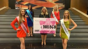 Thumbnail voor Miss Beauty of the Netherlands haalt recordbedrag op voor LINDA.foundation