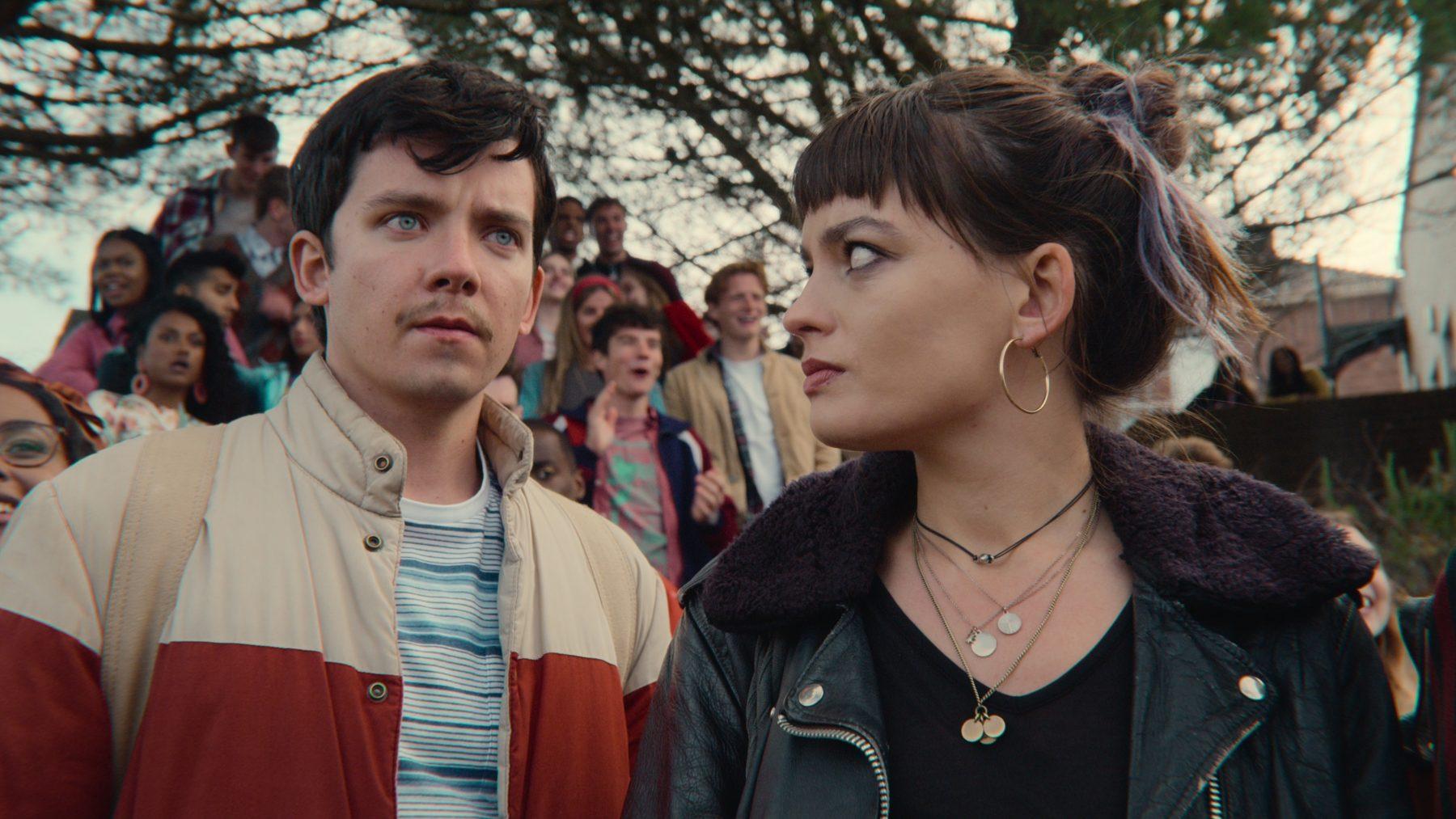 Trailer derde seizoen Sex Education gelanceerd