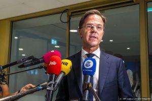 Thumbnail voor Rutte vindt stroeve formatie slechte zaak: 'Ik voel zelf bijzondere verantwoordelijkheid'
