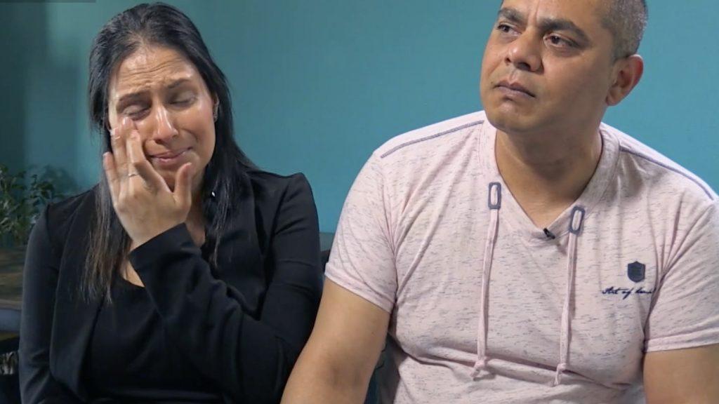 Natasja en Radjesh zijn gedupeerden van toeslagenaffaire_ 'Kregen klappen op klappen'-2