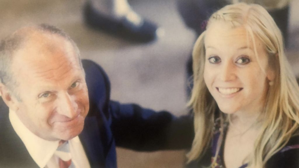 Annemieke herdenkt haar vader Bert: 'Mijn maatje en mijn klankbord'