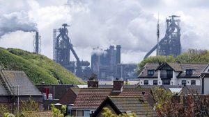 Thumbnail voor Gemeenten IJmond: 'Gezondheidsprijs door Tata Steel is te hoog'