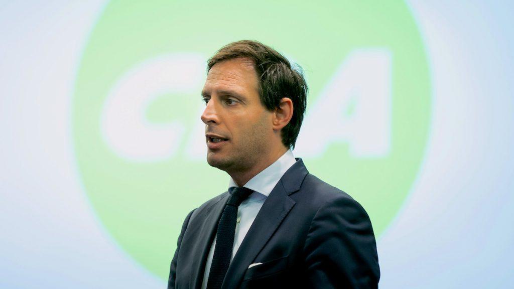 Wopke Hoekstra had Pieter Omtzigt 'dolgraag aan boord gehouden'