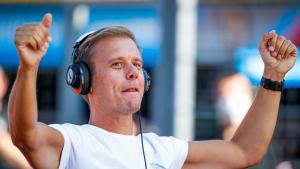 Thumbnail voor Armin van Buuren steunt protestactie Unmute Us: 'Entertainment komt ergens onderaan'