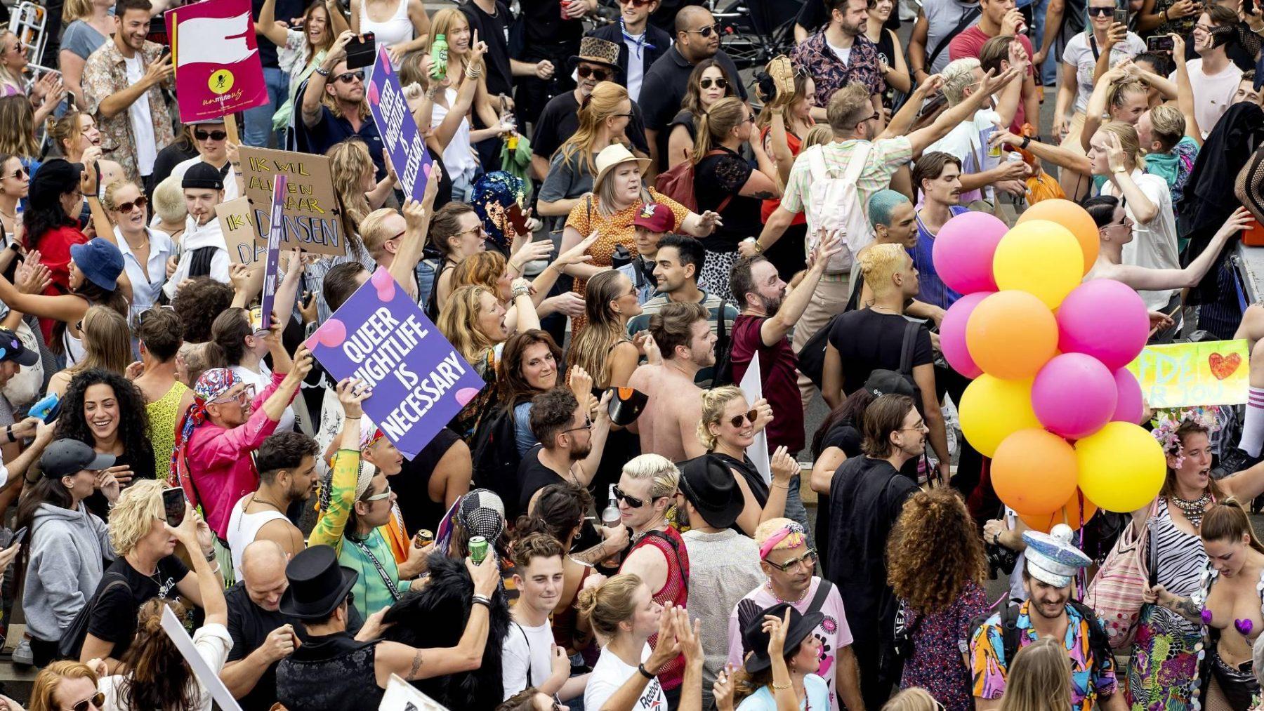 Ruim 150.000 mensen doen mee aan protest evenementensector Unmute Us