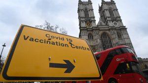 Thumbnail voor Britse media: 50-plussers kunnen vanaf herfst derde prik halen