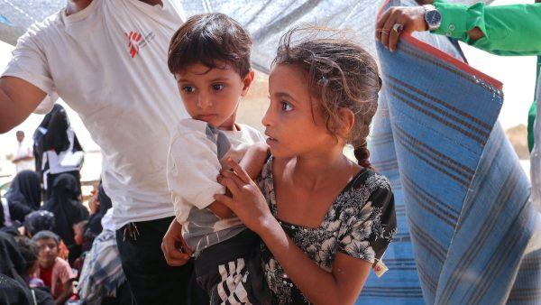 Deze beelden tonen 50 jaar noodhulp in crisissituaties