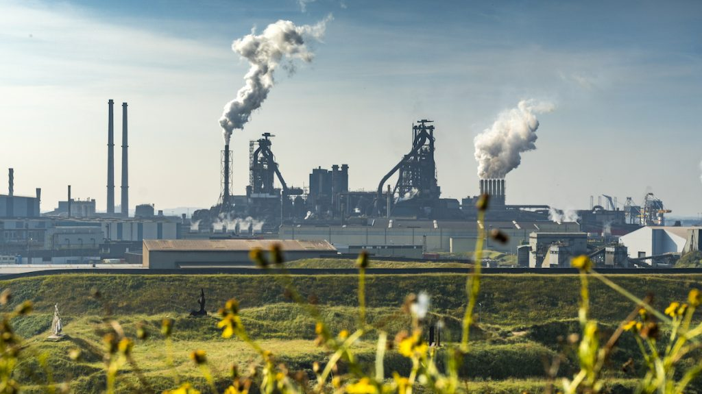 Tata Steel bouwt productie met kolen af en gaat over op waterstof