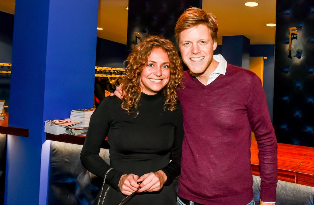 Lex Uiting en vriendin in 'De Tumor Tapes' over diagnose baarmoederhalskanker