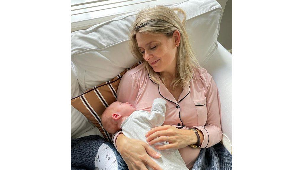 Charlotte (39) kreeg 10 dagen na bevalling diagnose eierstokkanker: 'Toekomst bestaat niet voor mij'