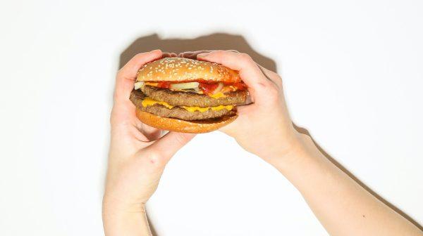 vinger hamburger