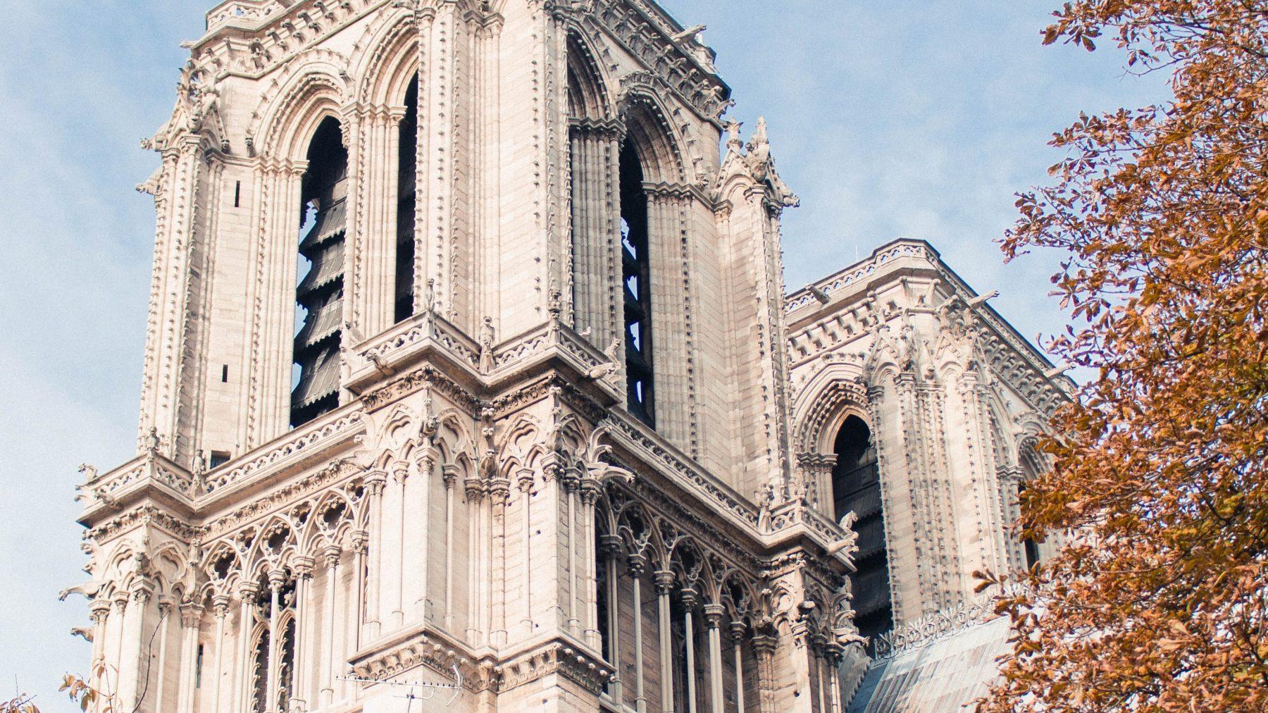 Eerste fase restauratie Notre-Dame in Parijs is afgerond