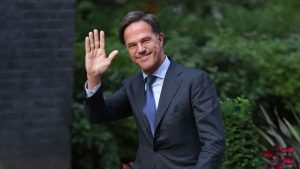 Rutte belooft na vertrek uit Den Haag niet naar talkshows te gaan