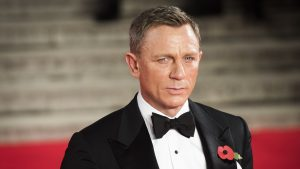 Daniel Craig hield emotionele speech na laatste James Bond-scène