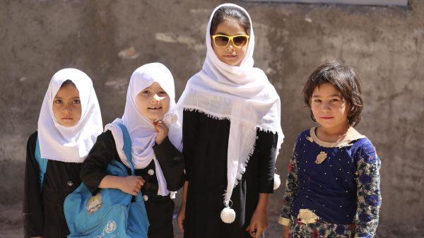 Meisjes Afghanistan