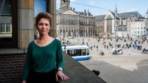 Thumbnail voor Journalist Kysia Hekster: 'Koningshuisverslaggever al snel de kop van Jut'