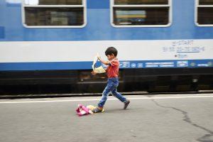 Jongen (13) uit Syrië gestrand op station Tilburg: 'Hij wist niet wanneer hij voor het laatst gegeten had'
