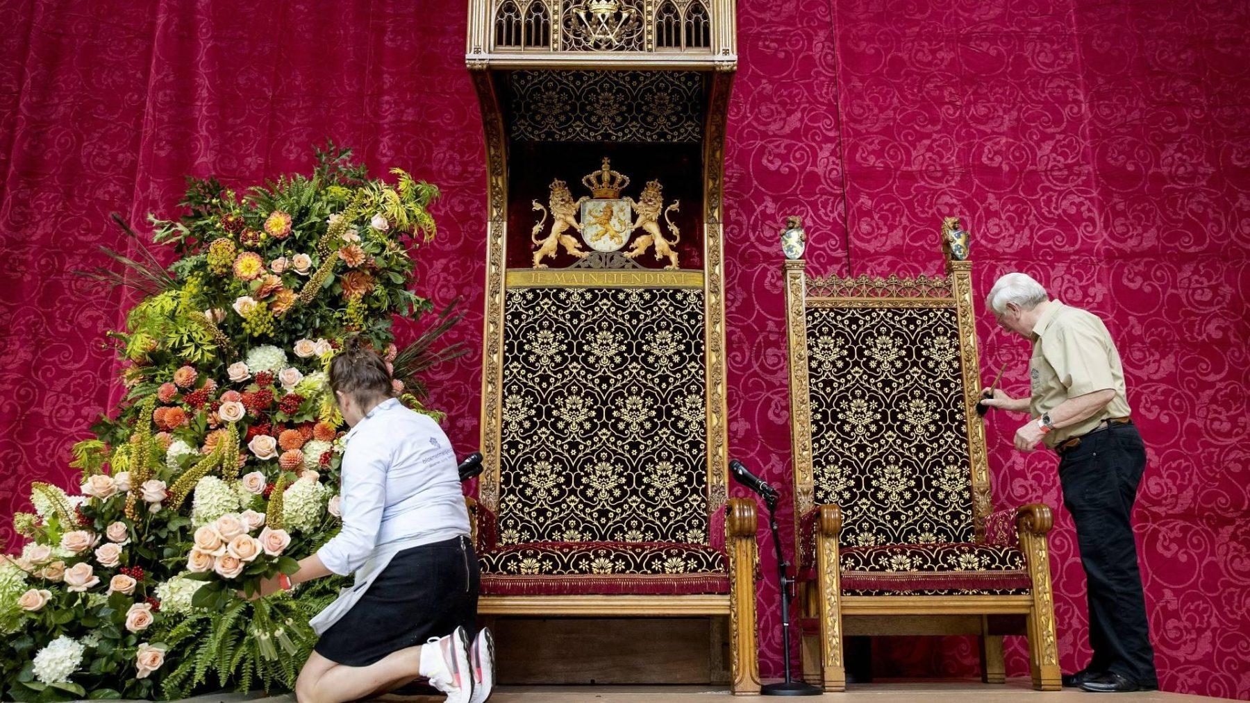 Prinsjesdag voor tweede jaar in aangepaste vorm vanwege corona