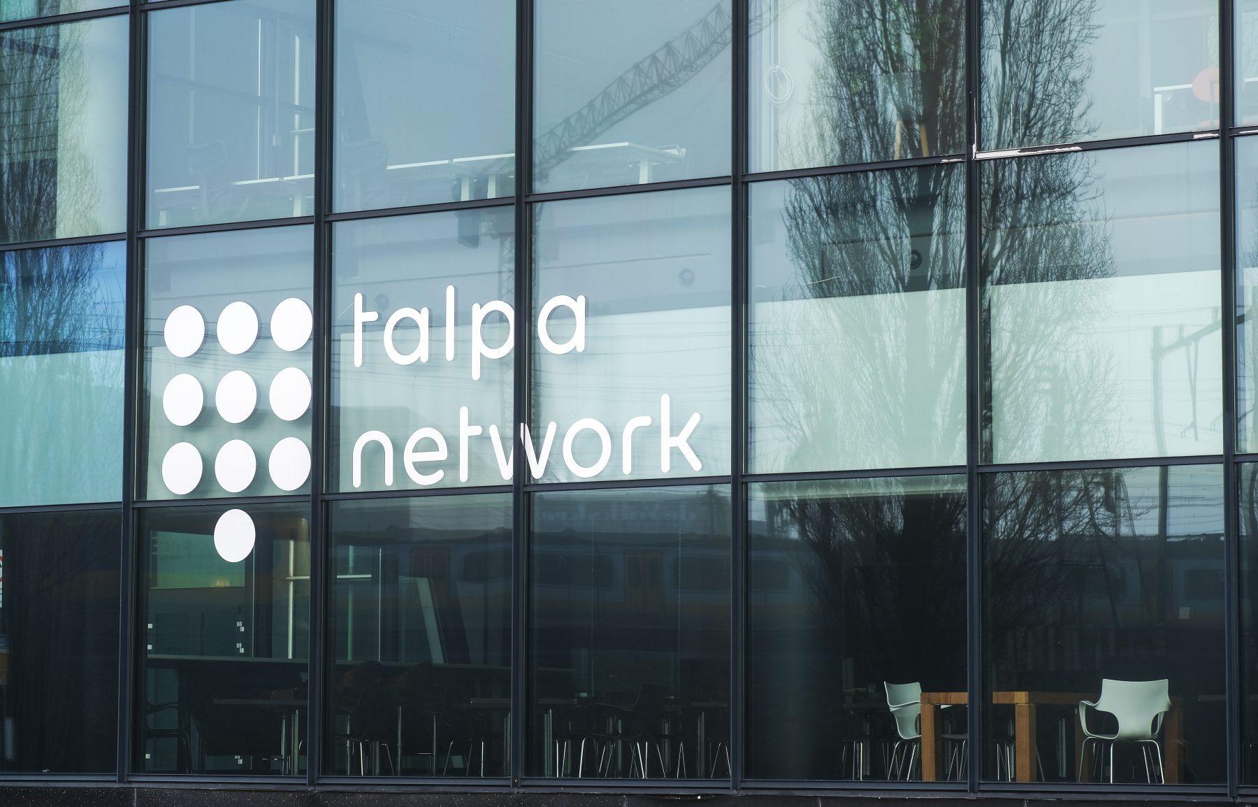 GEBOUW van Talpa network in Amsterdam