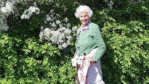 Zwemkampioen Marianne (95) is drievoudig zwemkampioen