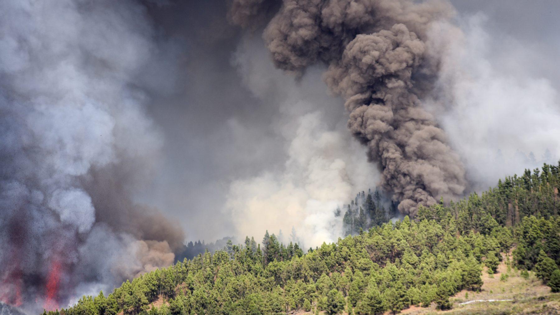 Heidy's gezin raakte alles kwijt door lava La Palma: 'We levenvan dag tot dag'