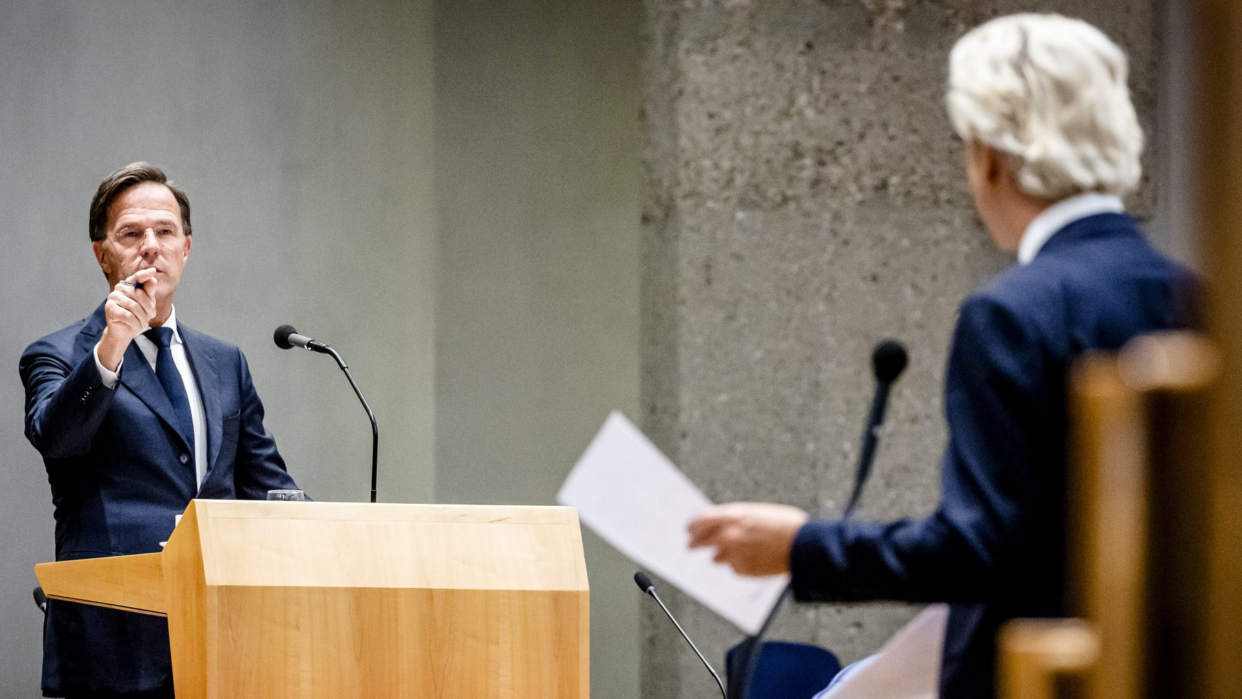 Verharde debat in Tweede Kamer slecht voor vertrouwen: 'Parlement heeft voorbeeldfunctie'