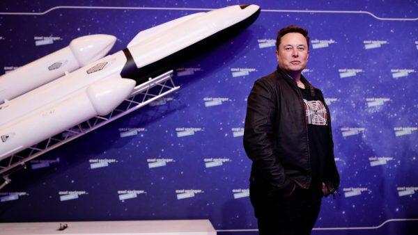 Elon Musk en vriendin Grimes na drie jaar uit elkaar