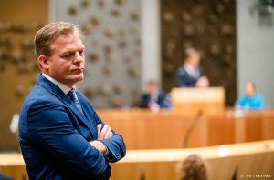 Thumbnail voor Omtzigt: ontslag Mona Keijzer door Rutte in strijd met reglement