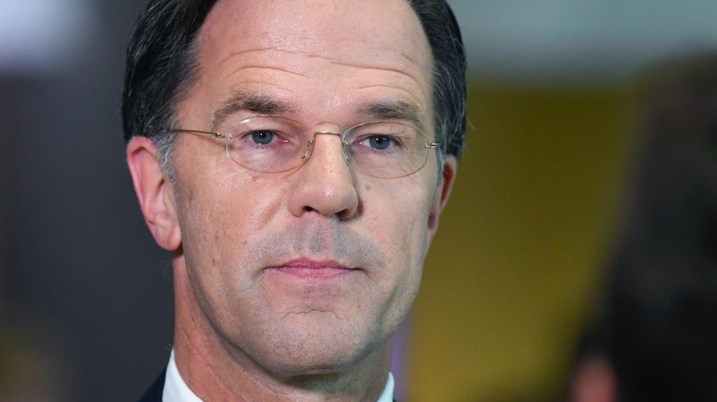 Demissionair premier Rutte zwijgt over beveiliging