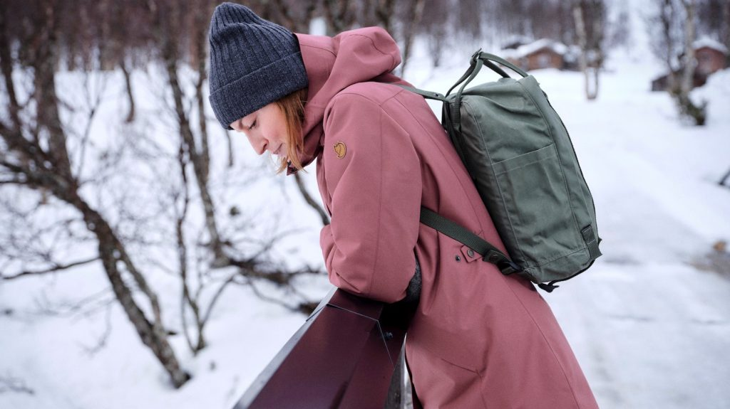 Duurzame winterjas