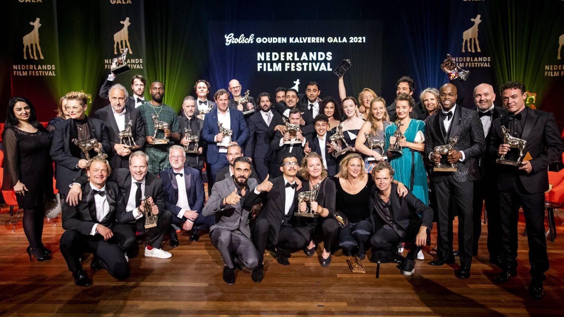 Onvrede over gebrek aan vrouwen onder winnaars Gouden Kalveren