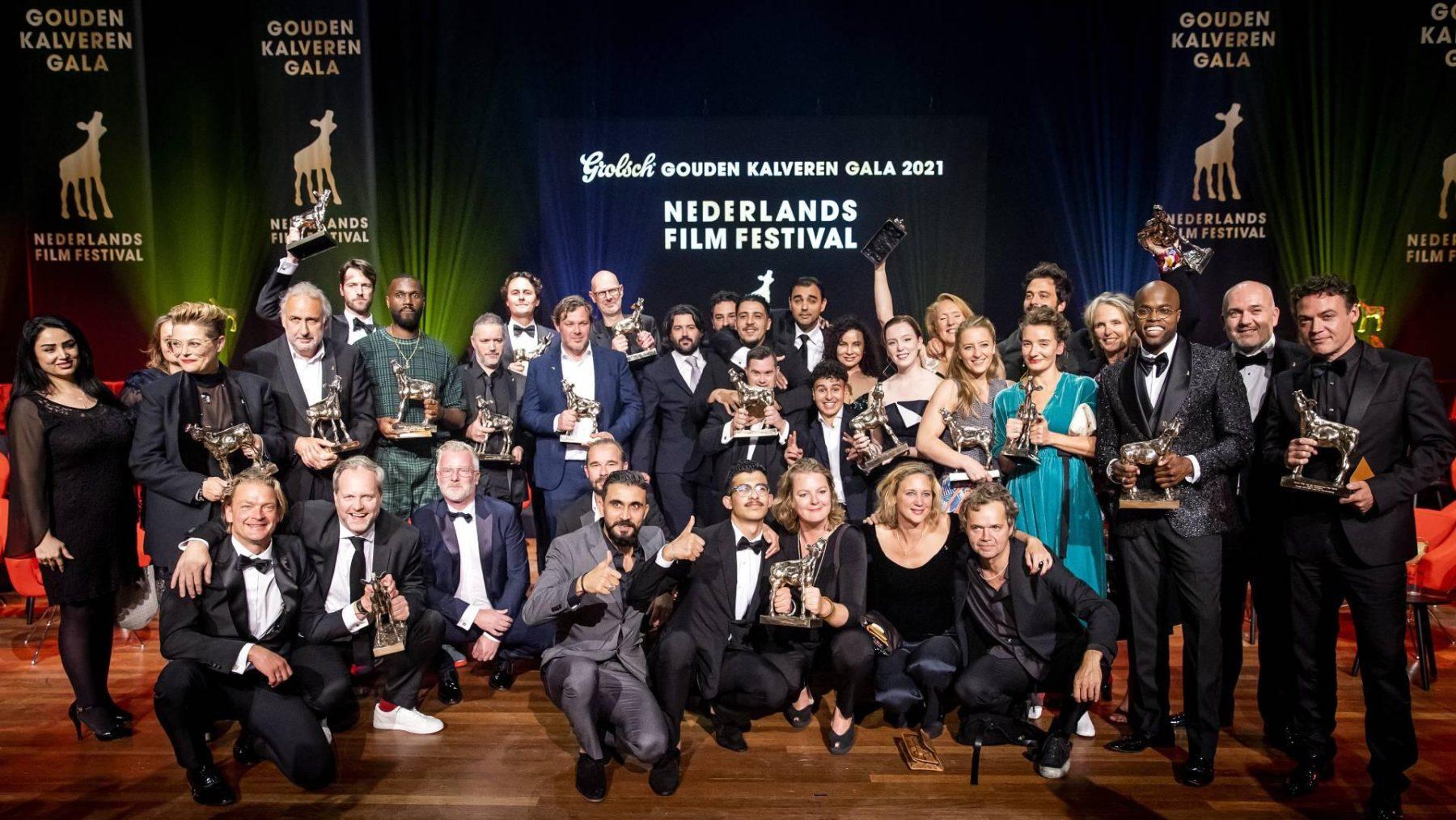 Organisatie Gouden Kalveren herkent zich niet in verontwaardiging over gebrek aan vrouwelijke winnaars