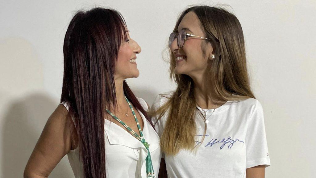 Dochters verwisseld in het ziekenhuis - Gisella Foderà en Marinella Alagna