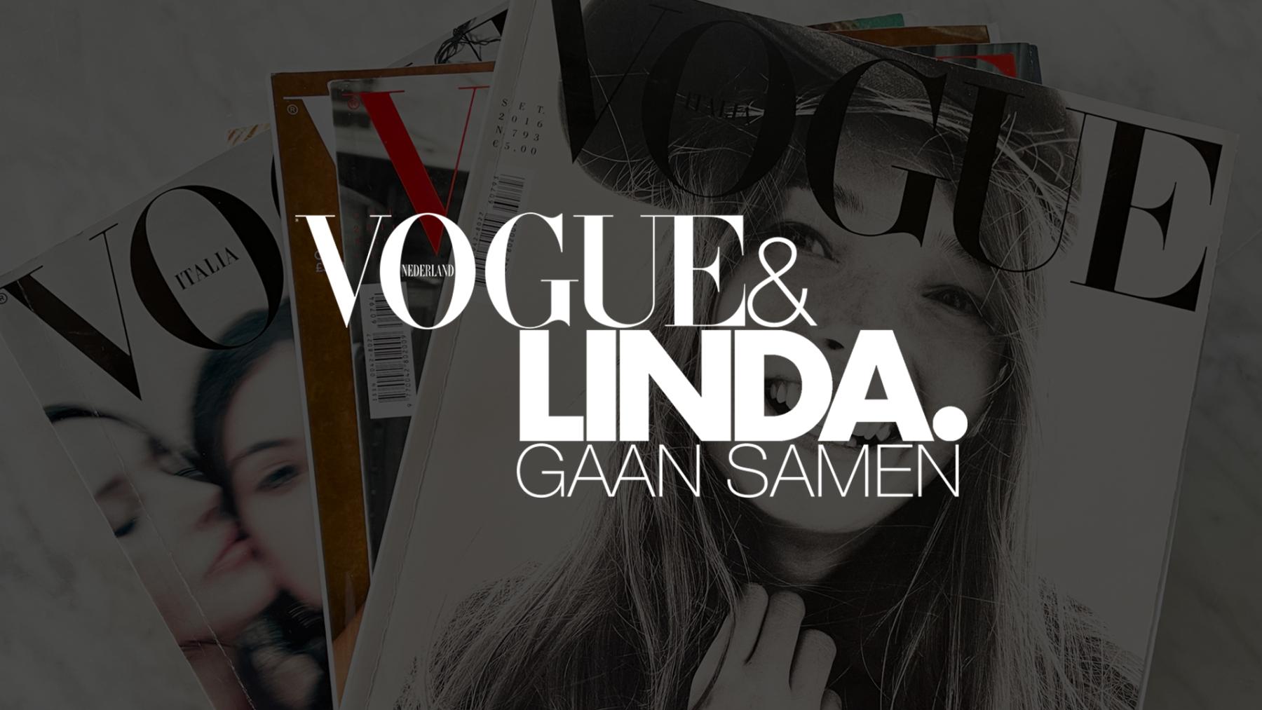 Hi(gh) fashion: Vogue NL komt terug in samenwerking met LINDA.