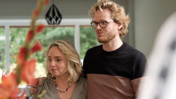 De eethoek van Peter en Angelina krijgt een gedurfde make-over