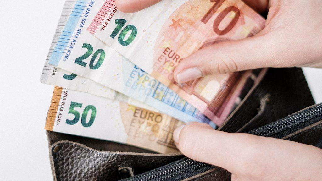 Geld - Nederland rijke stinkerds