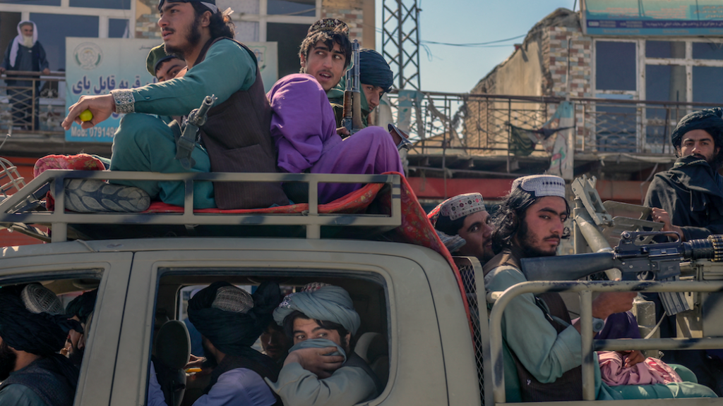 Afghaanse tolk