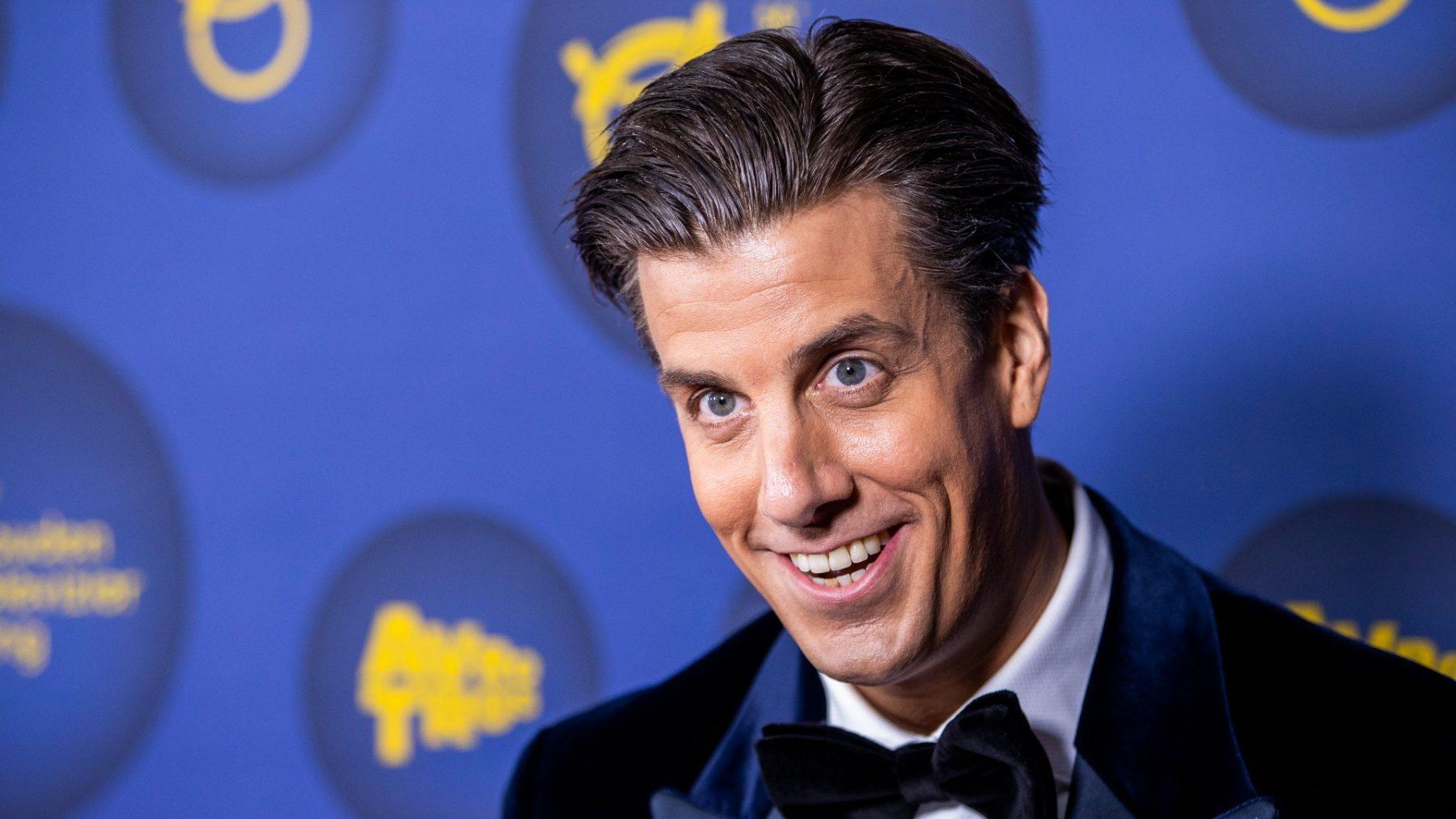 Rob Kemps tijdens Gouden Televizier-Ring Gala uitgeroepen tot aanstormend talent