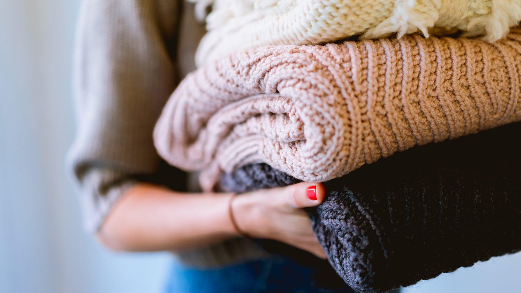 Zo shop je een warme én milieubewuste trui