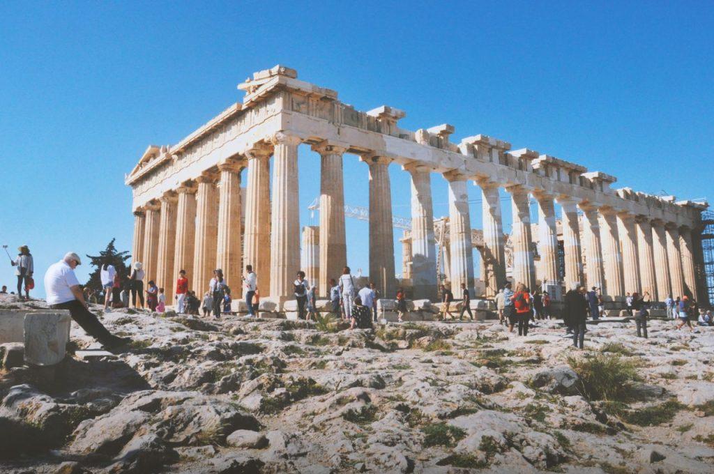 Protest Athene