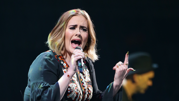 Adele over zangcarrière