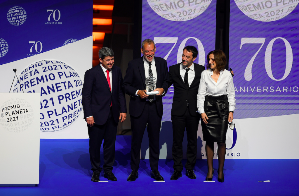 Spaanse literatuurprijs
